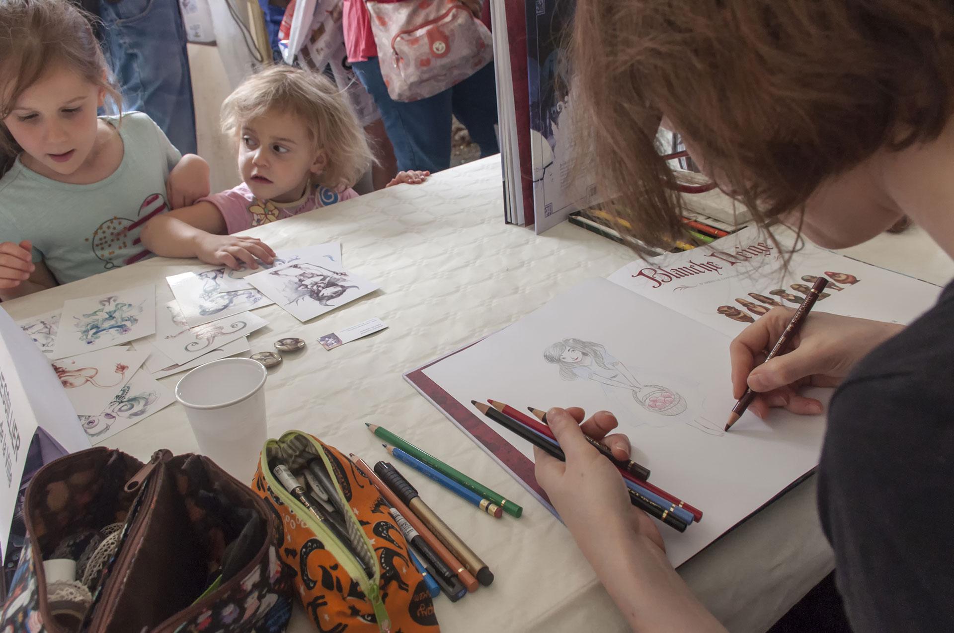 Festival BD Dédicaces