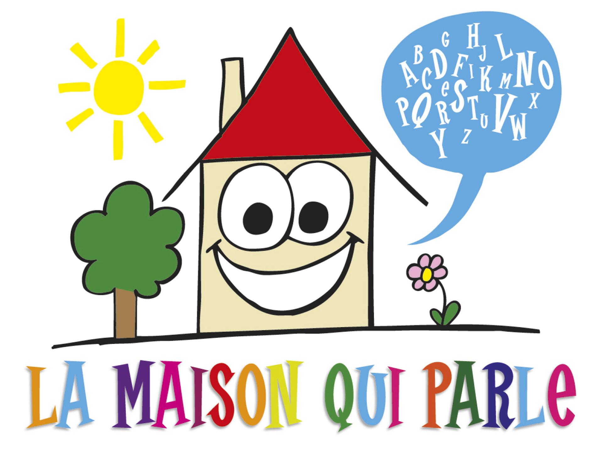Logo La Maison Qui Parle