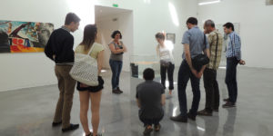 Visite VIP Sandra Patron @ Mrac | Sérignan | Occitanie | France