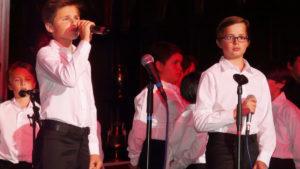 Les petits chanteurs d'Asnières @ La Promenade