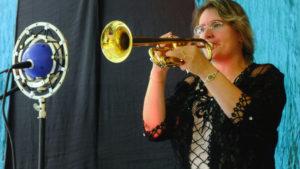Trompette Melody @ Place de la Liberté