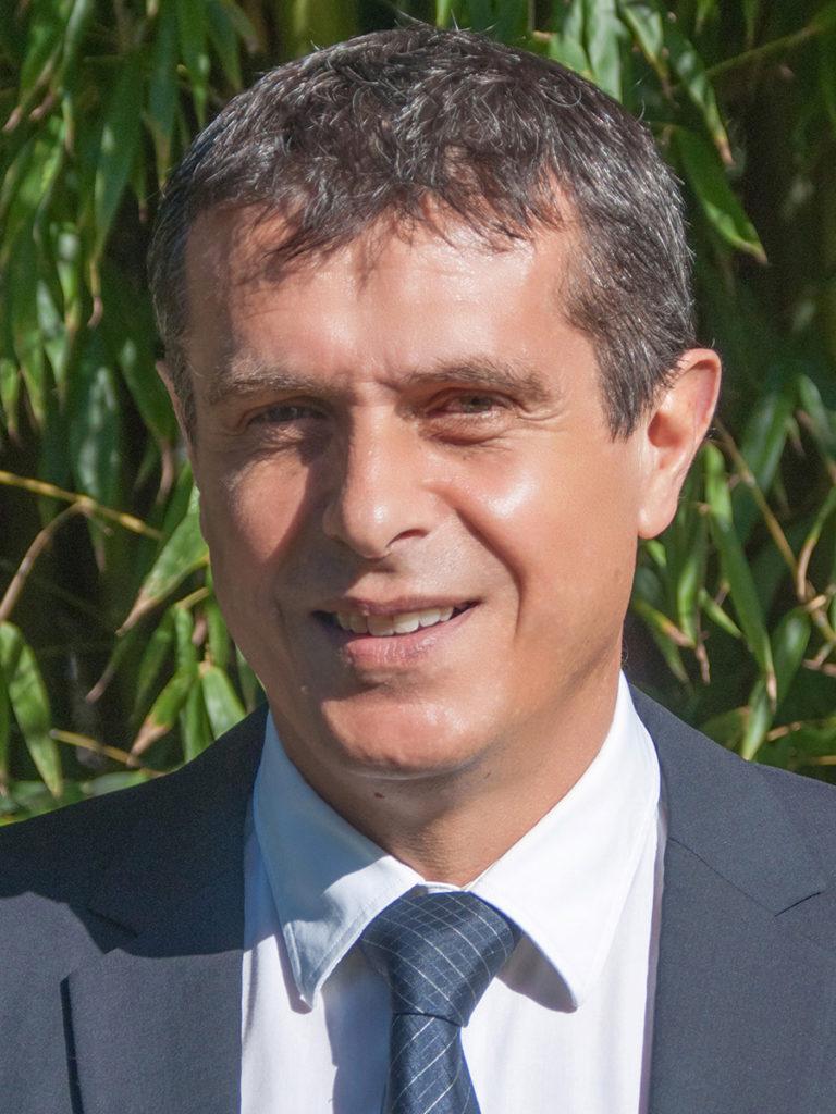 Frédéric LACAS - Maire de Sérignan