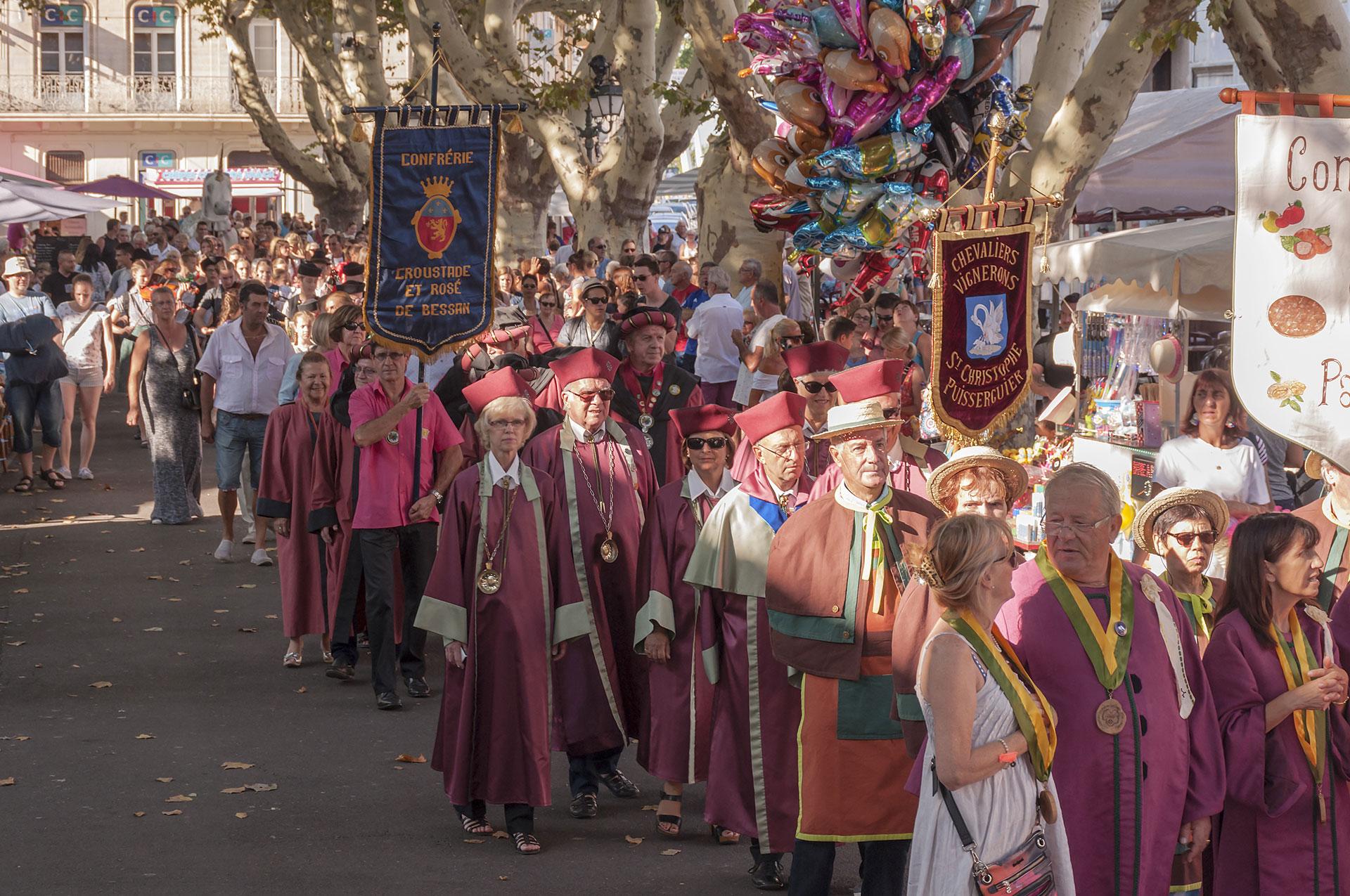 Festa Boca Défilé