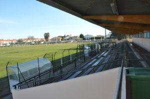 Tribune Stade