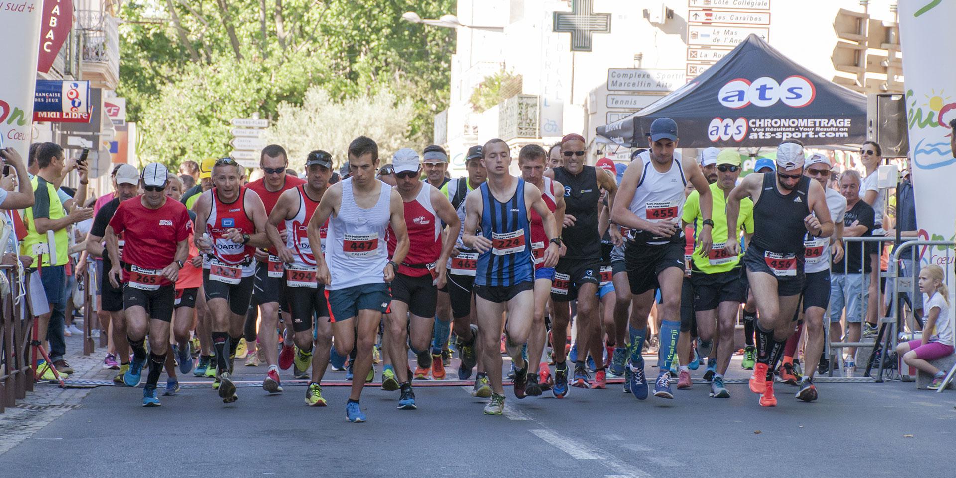 Semi-marathon du Pont Rouge