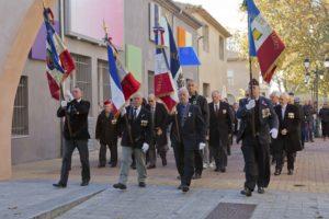 Cérémonie du 11 novembre @ Place des anciens combattants