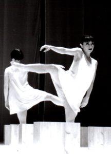 Atelier danse en miroir