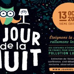 Illustration : Participation de la Ville à la 10e édition du Jour de la Nuit