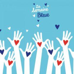 Illustration : La Semaine Bleue, semaine nationale des personnes âgées et des retraités