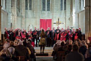 Concert de Noël @ Collégiale Notre Dame de Grâce