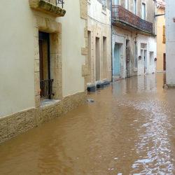 Illustration : Mise en place d'un système d'alerte en cas d'inondation