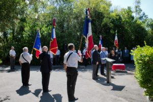 Cérémonie aux morts pour la France de la guerre d'Indochine @ Cimetière vieux