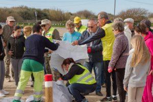 Opération nettoyage des abords de Sérignan @ Sérignan   Occitanie   France