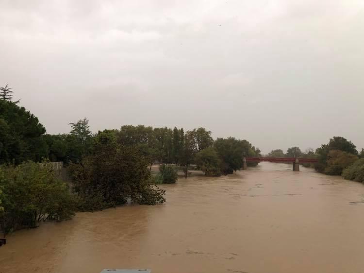 Sérignan reconnu en état de catastrophe naturelle