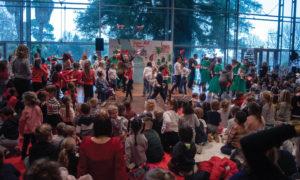 Noël des restaurants scolaires et ALP @ La Cigalière