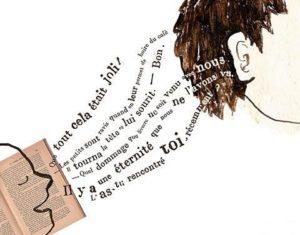 Lecture à haute voix: Premier Amour par Pierre Astrié @ Médiathèque Samuel Beckett